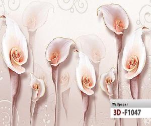 طرح هنری پوستر سه بعدی